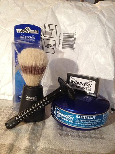 Wilkinson Sword products