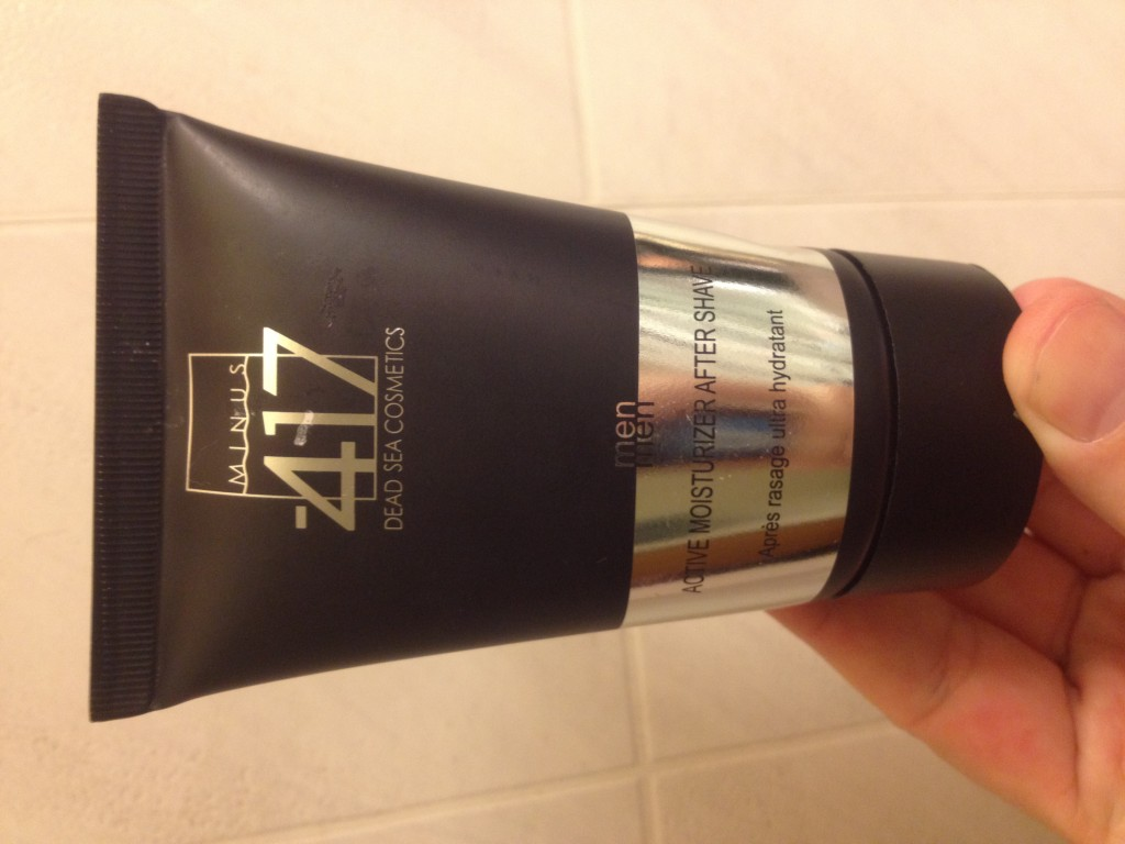 Minus417 after shave lotion