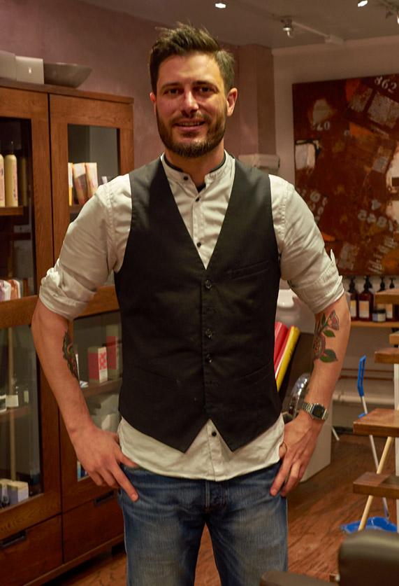 Barber Jacint Casanova